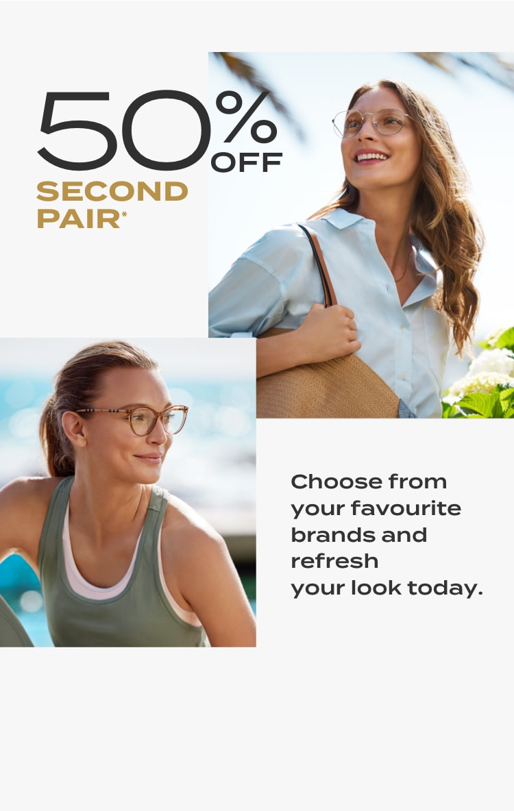 50off Second Pair Mobile