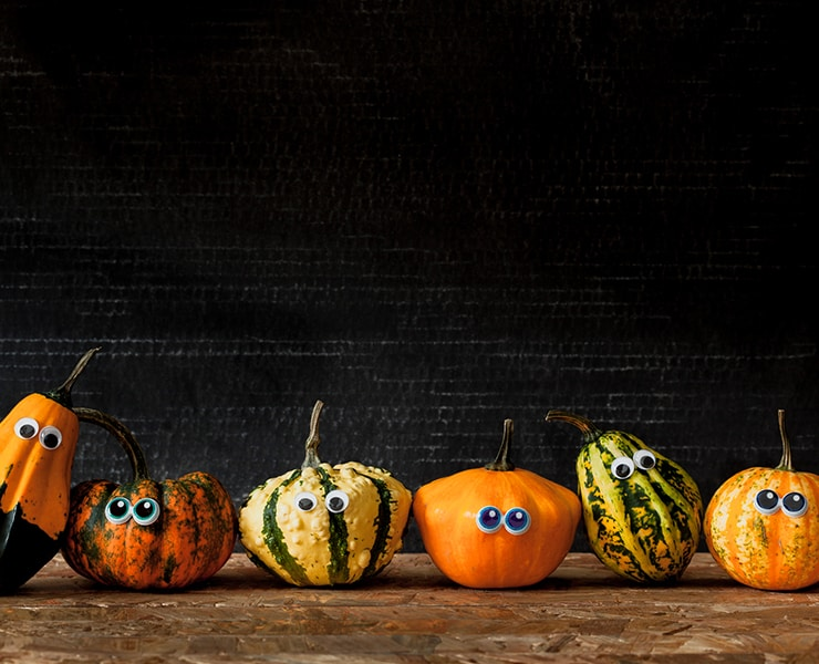 Halloween Banner Mobile