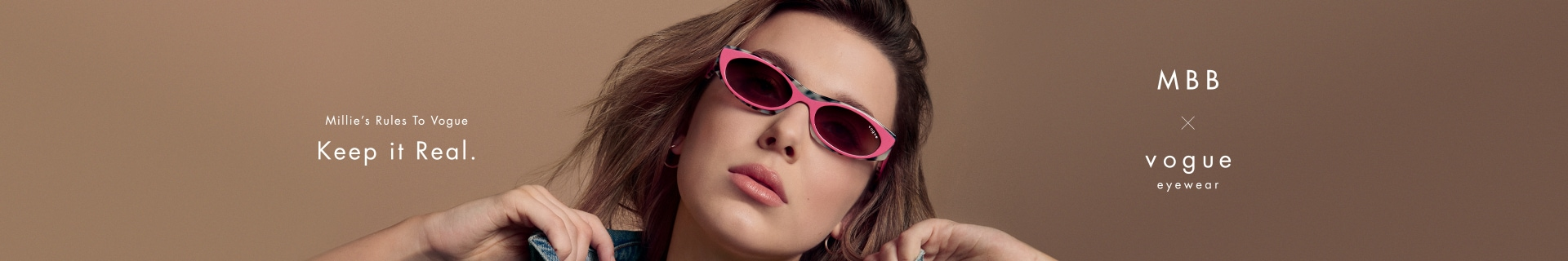 Banner PLP Vogue sunglasses Desktop