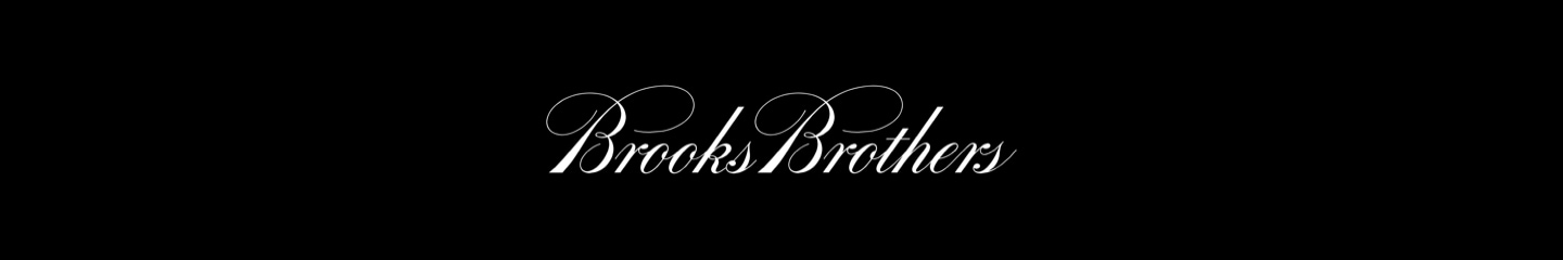BROOKS BROTHERS top banner
