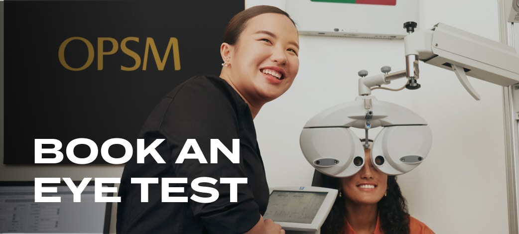 Book An Eye Test Image