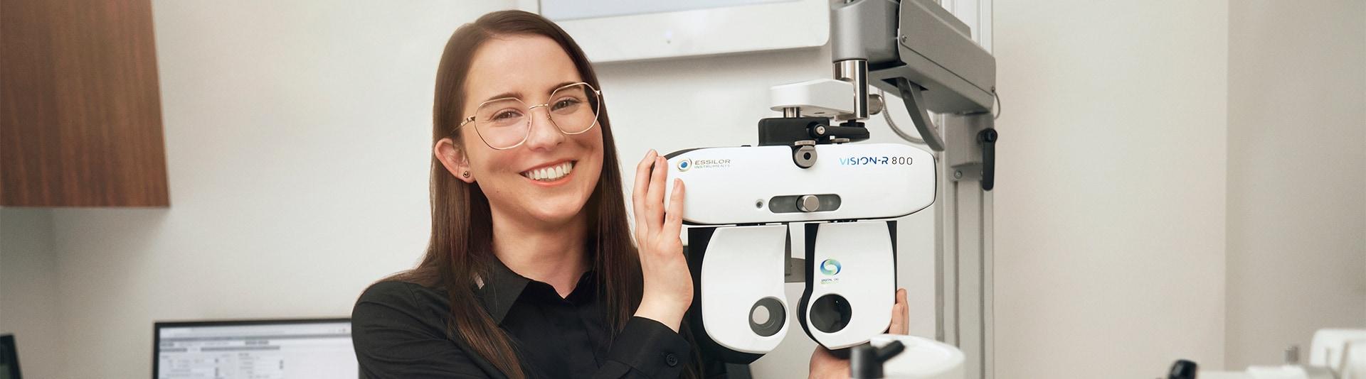 Eye Tests Hero Banner