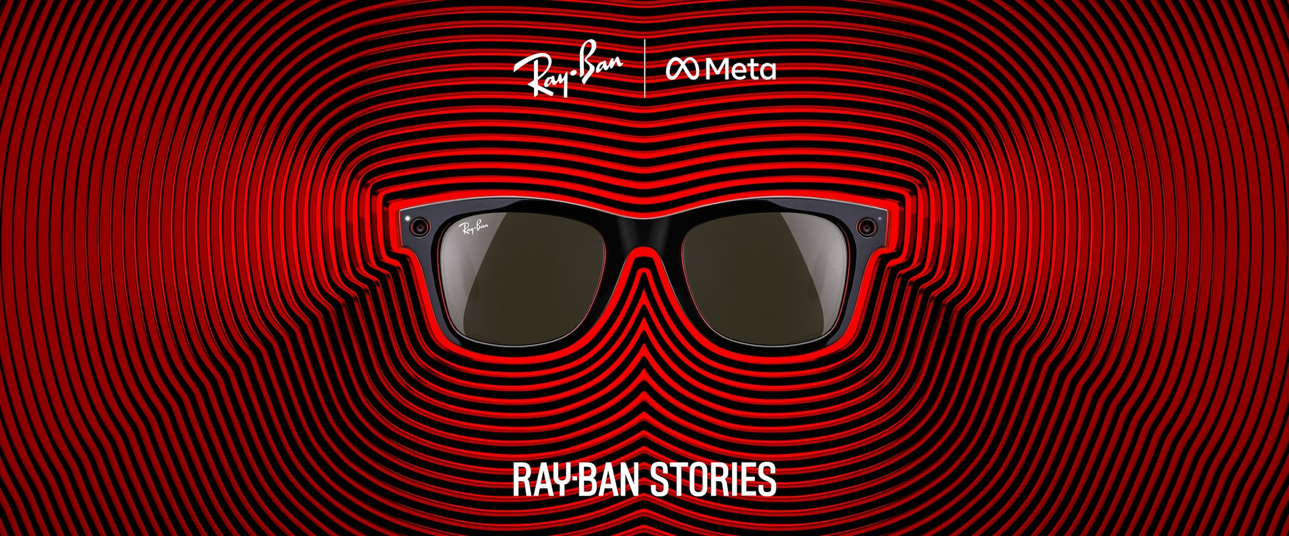 Hero Banner Ray-Ban Stories