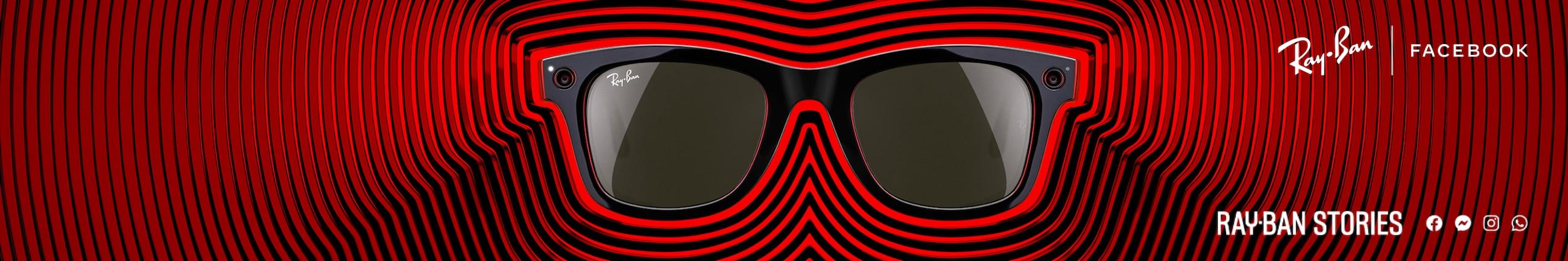 Hero Ray-Ban Stories Sunglasses