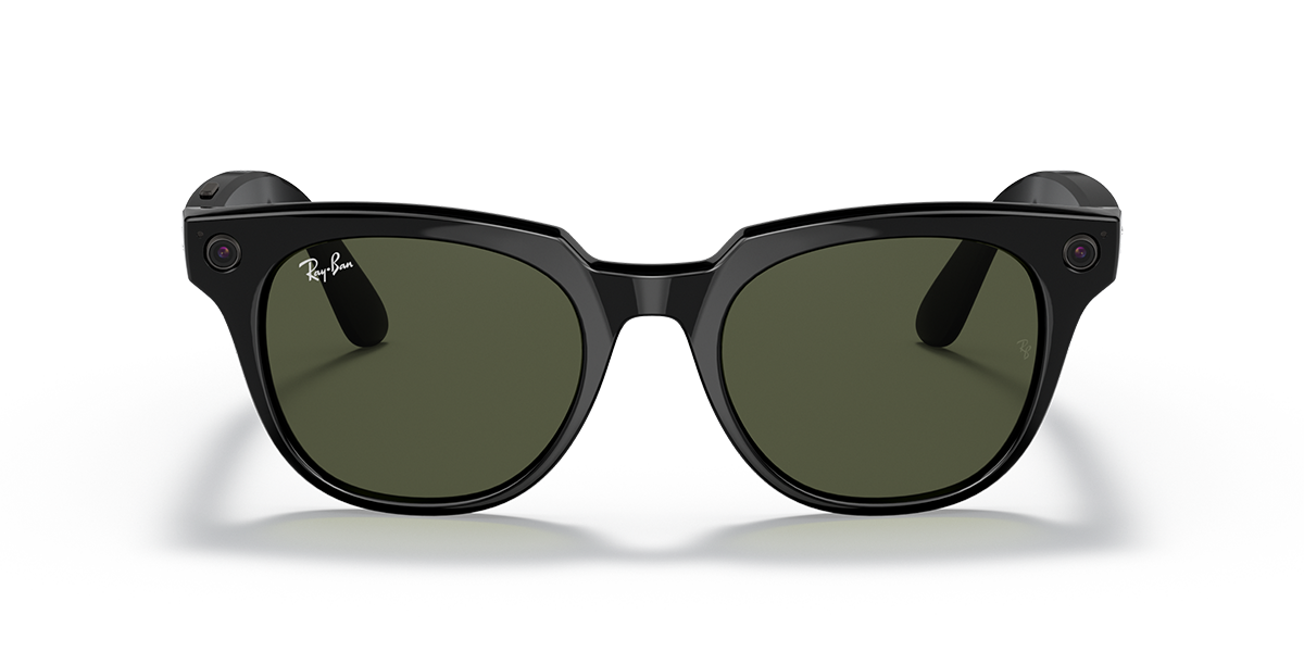 Ray-Ban METEOR Sunglasses Electronics front