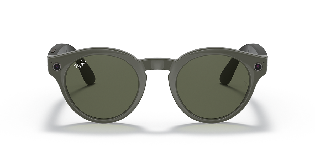 Ray-Ban Stories Round front 2